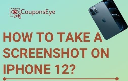 How to take a screenshot on iPhone 12