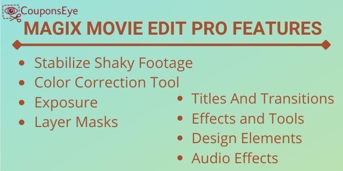 Magic Movie Edit Pro Review Features