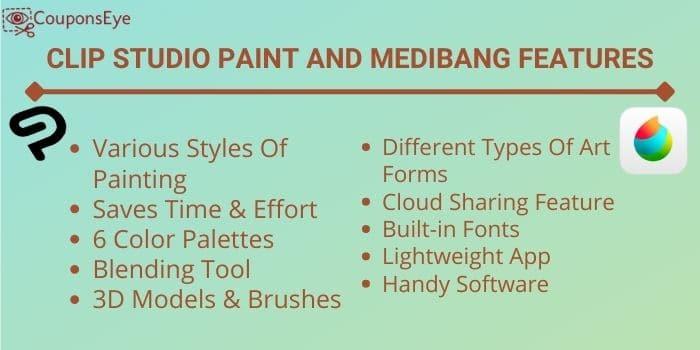 Clip Studio Paint vs Medibang Paint